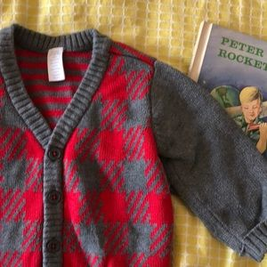 Other - Adorable Cardigan 6-9 months